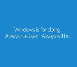 Microsoft Window 10 Marcus Bronzy