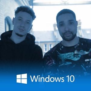 Windows 10 x Marcus Bronzy
