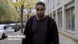 Marcus Bronzy Presenting